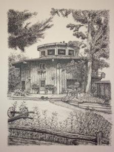 Stouffer Mill B & B drawing